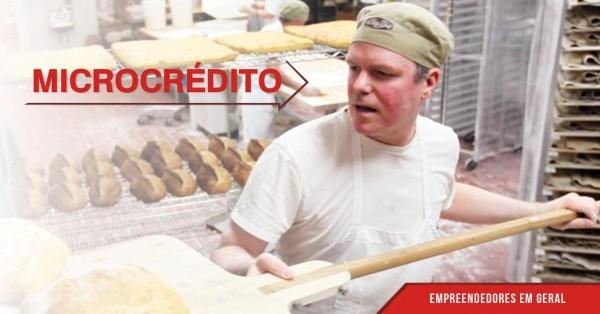Microcrédito Produtivo