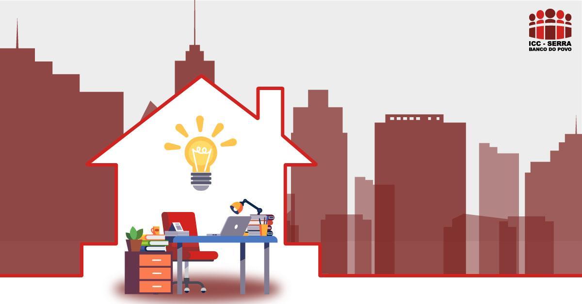 6 Dicas Essenciais Para Quem Trabalha em Casa