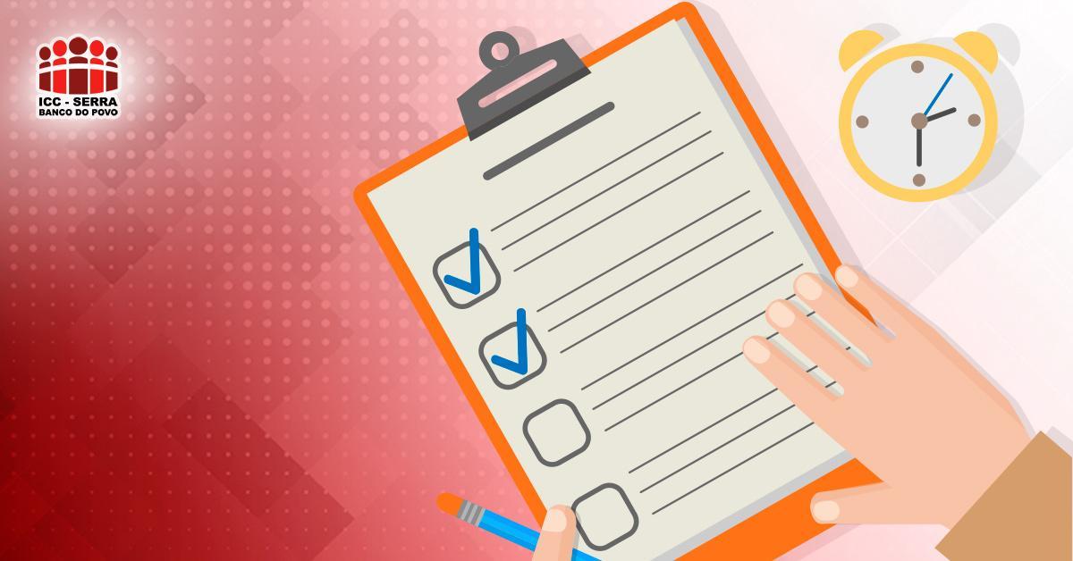 Checklist: 09 Passos para iniciar uma pequena empresa em 2018
