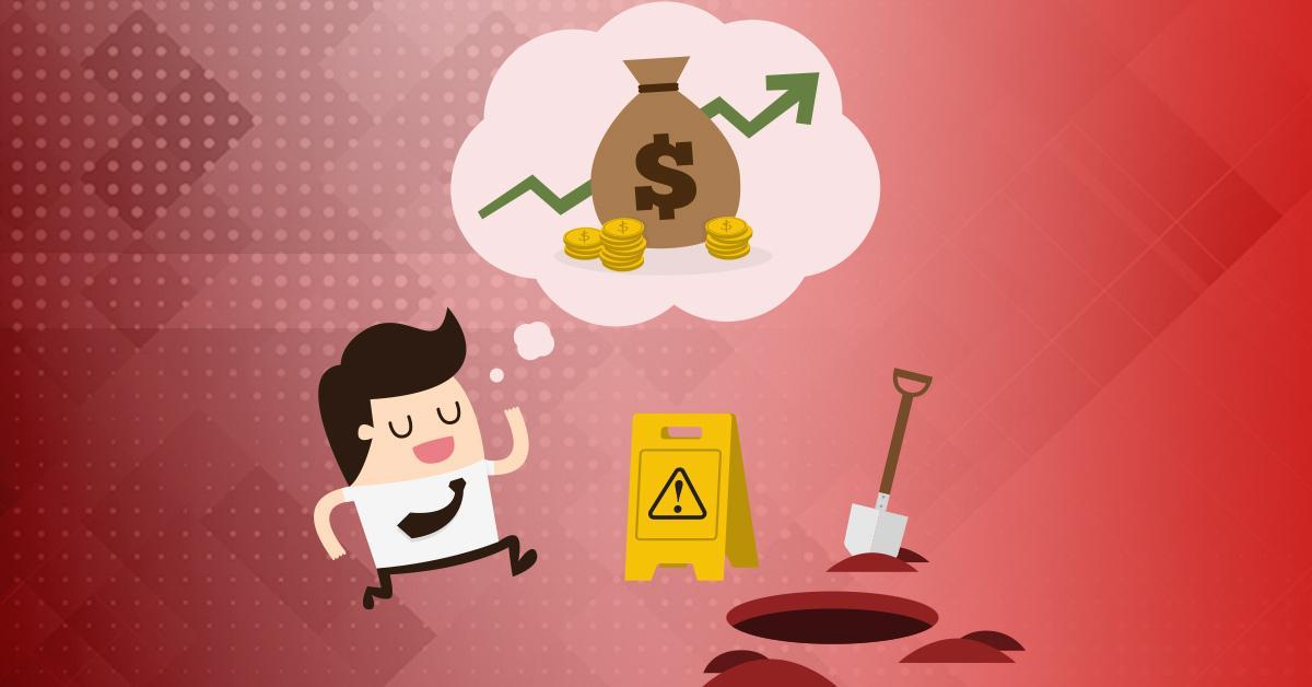 3 CONSEQUÊNCIAS GRAVES POR NÃO TER UM CONTROLE FINANCEIRO