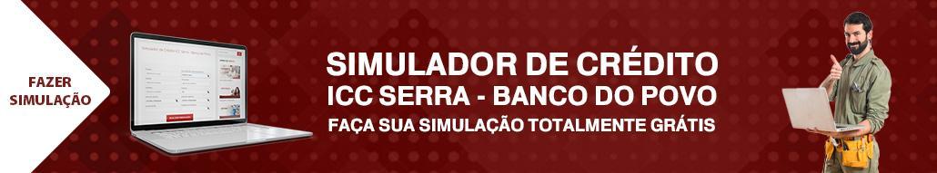 SIMULADOR DE CRÉDITO ICC SERRA